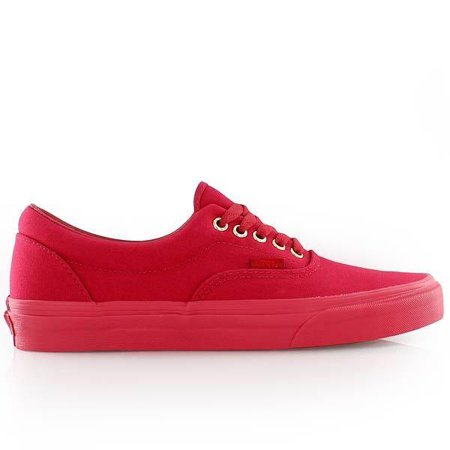 VANS - NEW Men Vans Era Gold Mono Crimson ALL SIZES Red Sneakers Shoes  Authentics - Walmart.com d1efcee34