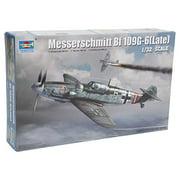 Trumpeter Messerschmitt BF 109G 6 Late Model Kit