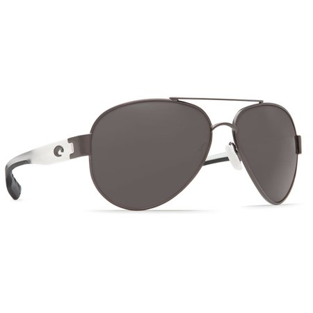 5d95545994 ... UPC 097963508568 product image for Costa Del Mar South Point Gunmetal  With Crystal Temples Square Sunglasses ...
