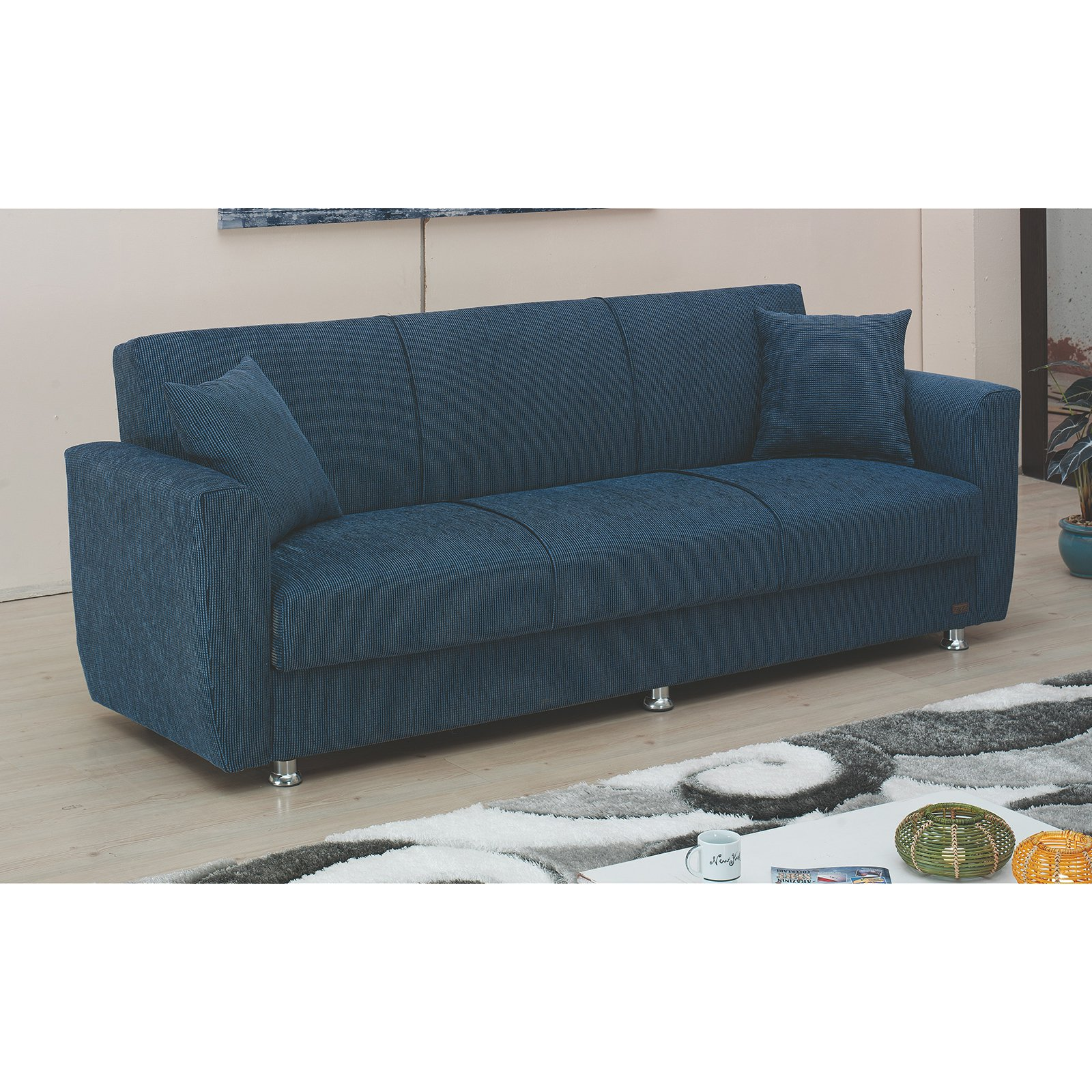 Empire Furniture USA Miami Convertible Sofa
