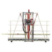 Vertical Panel Saw,8 in. Dia.,220/230V SAFETY SPEED 7000