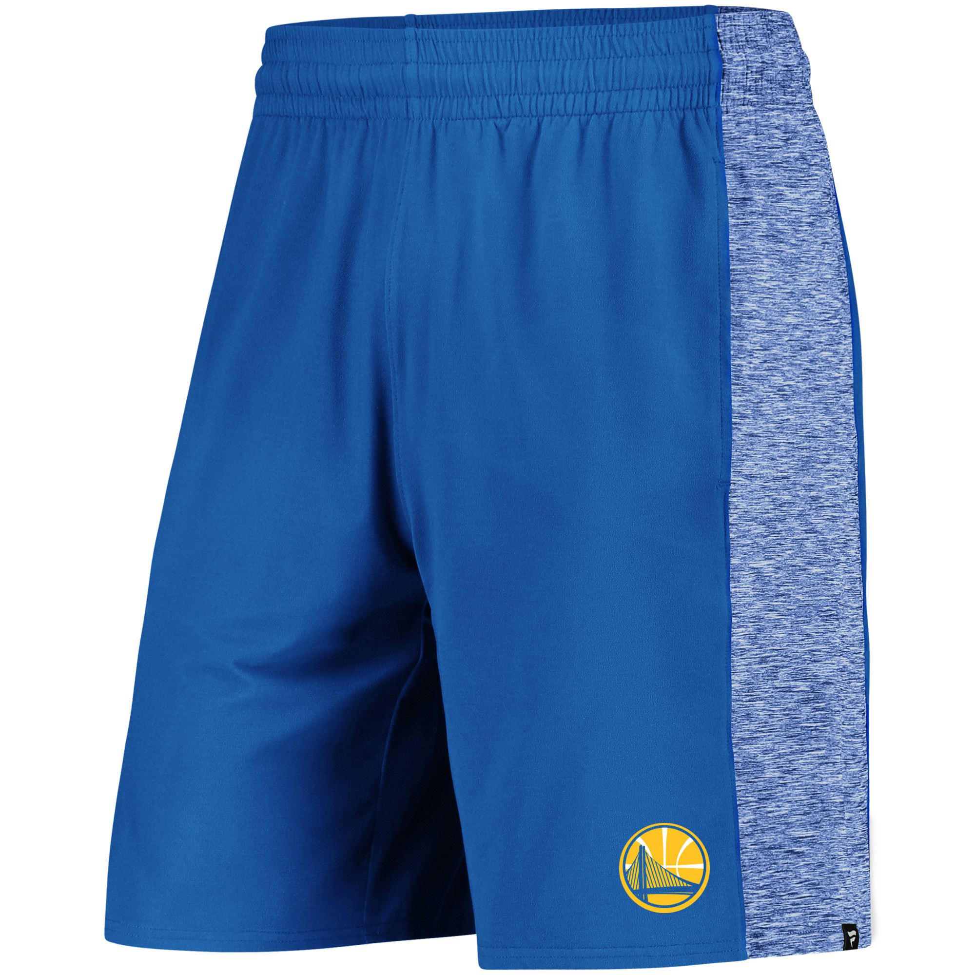 Golden State Warriors Fanatics Branded Made to Move Shorts - Royal