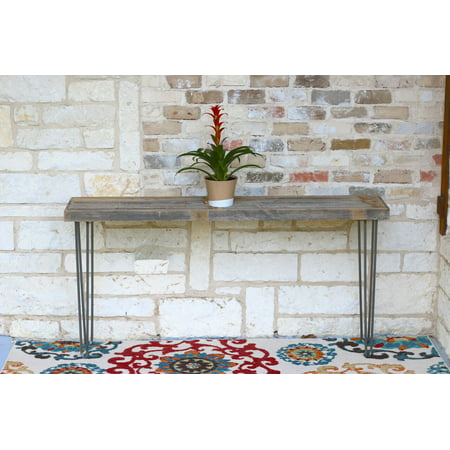 Industrial 60 inch Natural Console