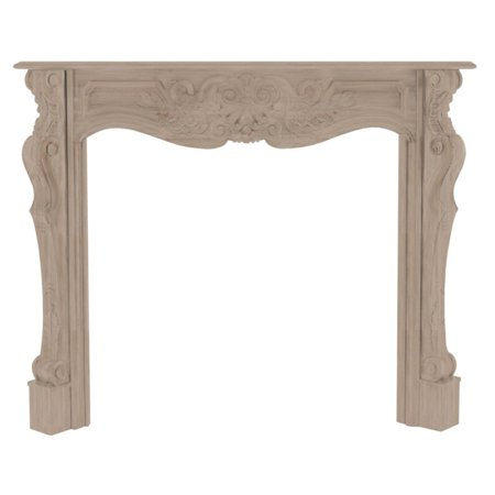 Pearl Mantels Deauville Wood Fireplace Mantel Surround ()