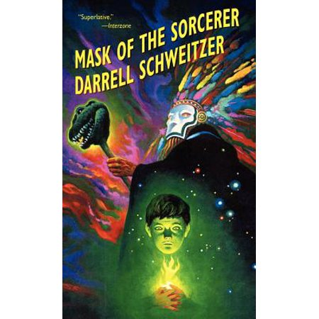 Mask of the Sorcerer