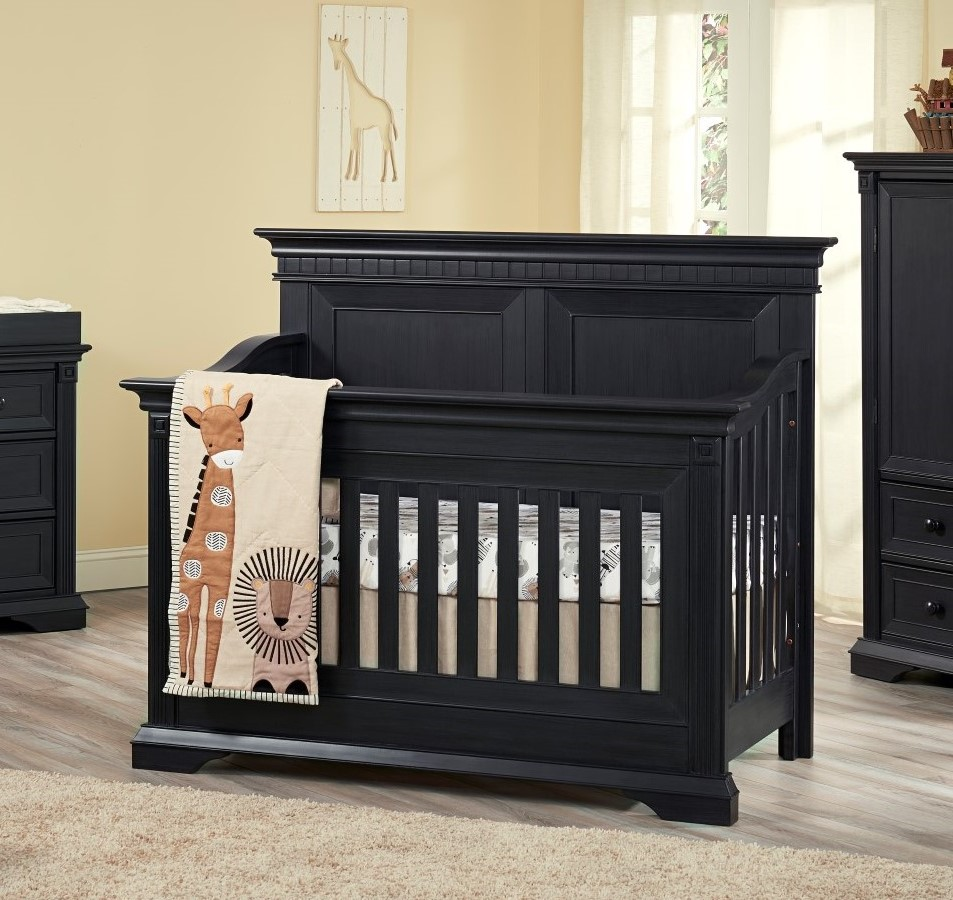 GALLOWAY 4 IN 1 CONVERTIBLE CRIB