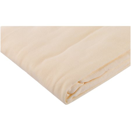 TL Care 100% Natural Cotton Value Jersey Knit Fitted Bassinet Sheet, Ecru, Soft Breathable, for Boys and Girls