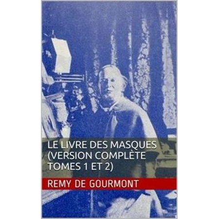 Le Livre des masques (Version complète tomes 1 et 2) - eBook - Le Masque D'halloween