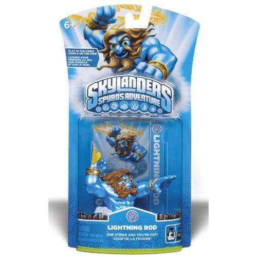 Video Juegos Carácter de Skylanders Pack II - pararrayos (serie 1) (Universal) + Activision en Veo y Compro