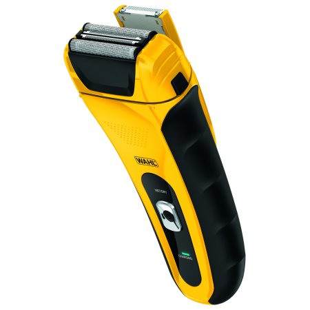 Wahl LifeProof Foil Shaver for Men, Electric Shaver, Rechargeable WaterProof Wet/Dry Lithium ion with Precision Trimmers for Beard Shaving and Trimming,