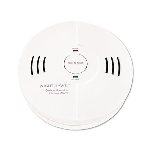 Kidde Night Hawk Combination Smoke/CO Alarm w/Voice/Alarm Warning KID9000102