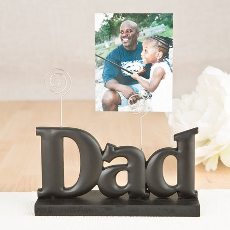 Fashion Craft Dad Picture Frame (Halloween Photo Frame Craft)