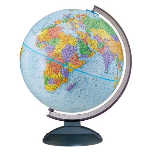Replogle Traveler 12 Inch Diam. Tabletop Globe