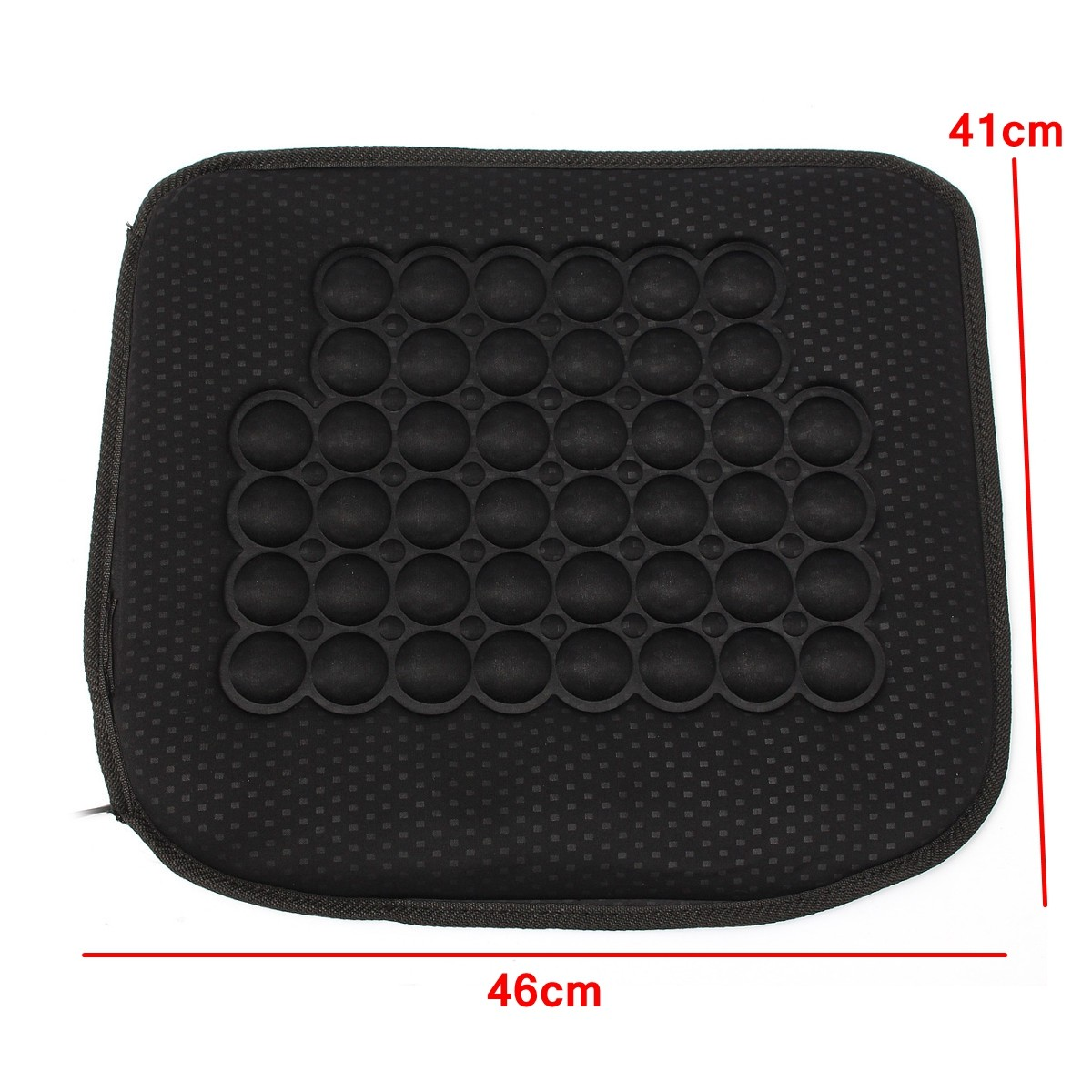 12V 30W Car Front Seat Heated Cushion Hot Cover Warmer Pad for  Auto SUV Truck Cold Weather and Winter Driving