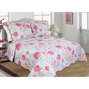 Lexi Quilt Set by United Curtain