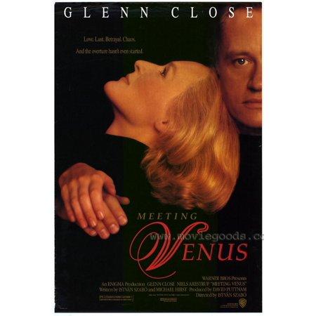 Meeting Venus POSTER Movie (27x40)](Halloween Meetings)