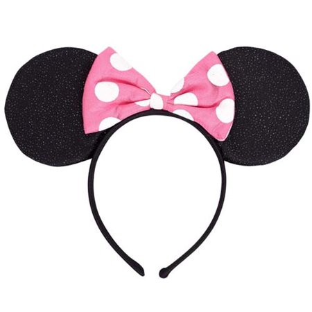 Minnie Mouse 'Happy Helpers' Deluxe Ears Headband (1ct)