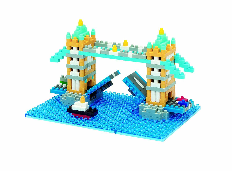 STS Plus Tower Bridge Kit, The Tower Bridge is the iconic bascule bridge that crosses the... by