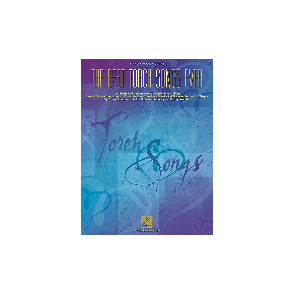 Hal Leonard The Best Torch Songs Ever