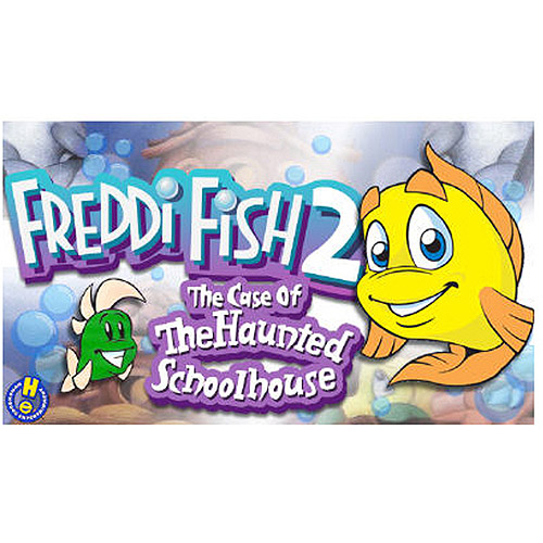 Tommo 58411014 Freddi Fish and the Haunted Schoolhouse (PC/MAC) (Digital Code)