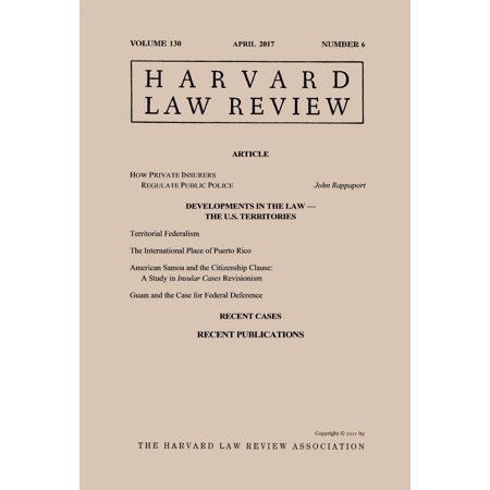 Harvard Law Review: Volume 130, Number 6 - April 2017 - eBook](Halloween Singapore 2017 Review)