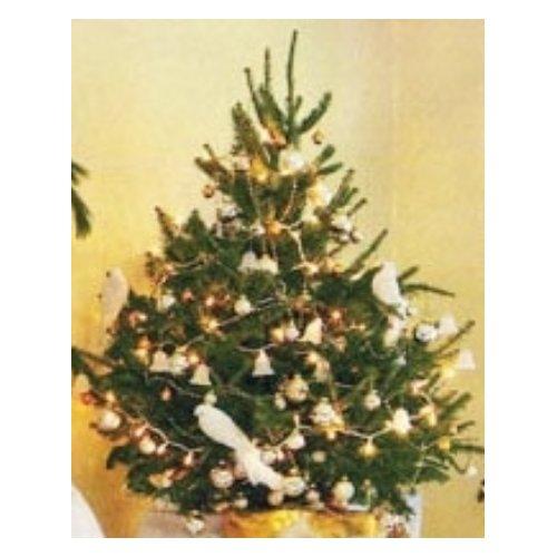 Blue Ridge Christmas Trees 3' Green Fir Tree Freshly Cut ...