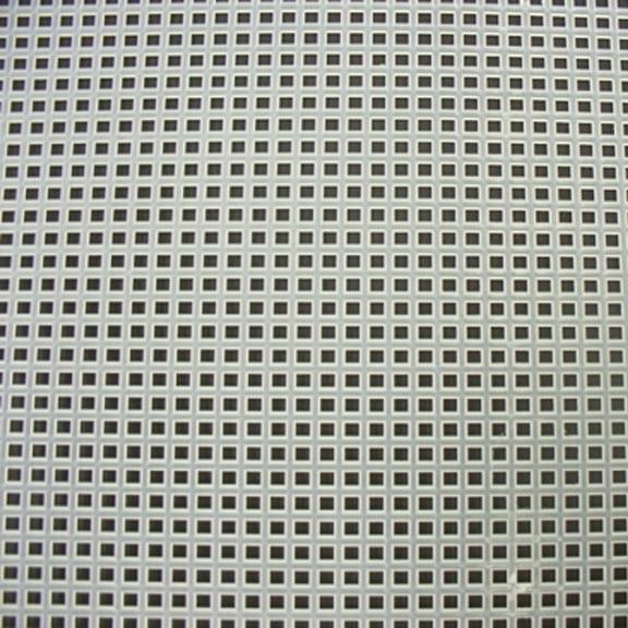 "Darice Ultra Stiff Plastic Canvas 12/"" x 18/"" Clear"