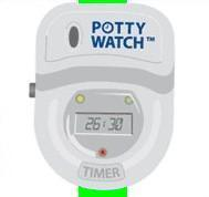 Potty Watch Potty Training Timer in Green