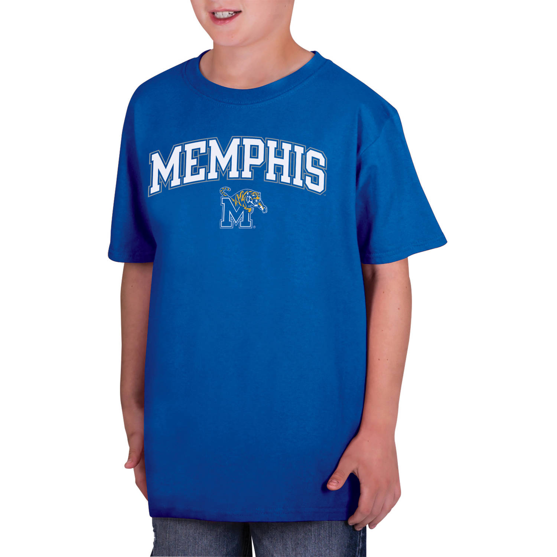 NCAA Memphis Tigers Boys Classic Cotton T-Shirt