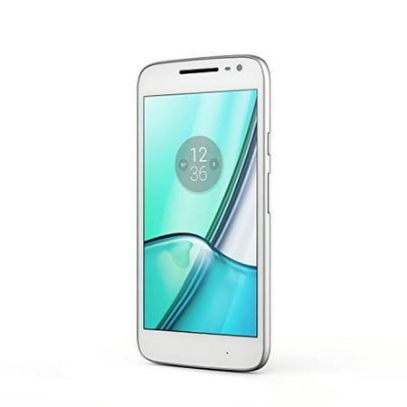 Refurbished Motorola XT1607 Moto G Play (4th gen.) - White - 16 GB - (Motorola Moto G 2nd Gen 16 Gb)