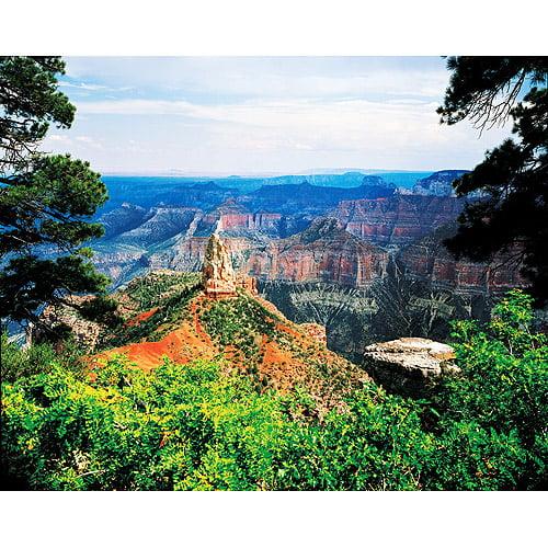 MasterPieces Grand Canyon North Rim 500 Piece Puzzle
