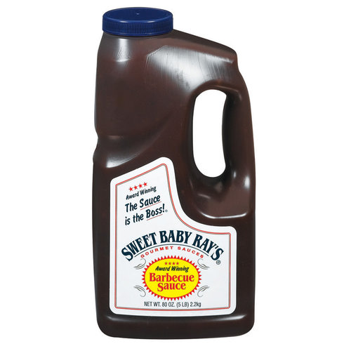 Sweet Baby Ray's Barbecue Sauce, 80 oz