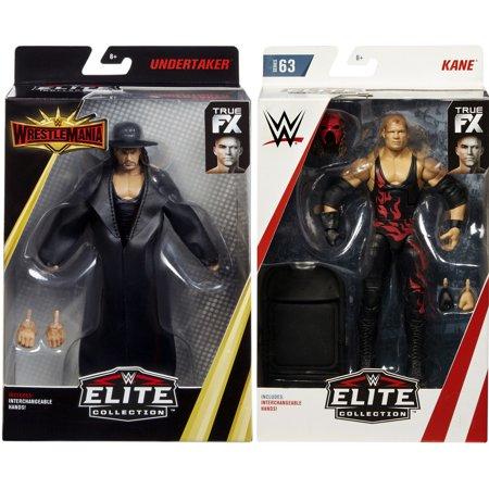 Package Deal - Undertaker - WWE Elite