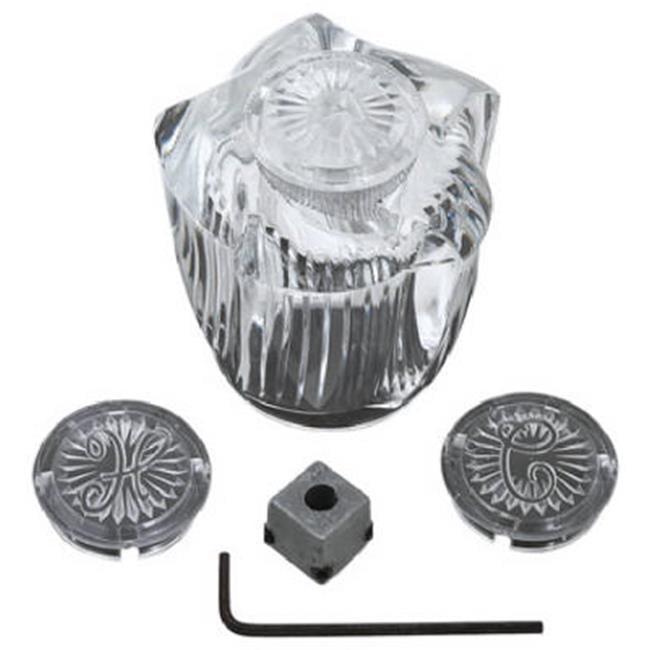 Brass Craft SH5715 Lqrge Clear Faucet Handle - image 1 de 1