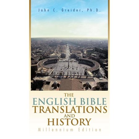 The English Bible Translations and History - eBook (English Class Halloween History)