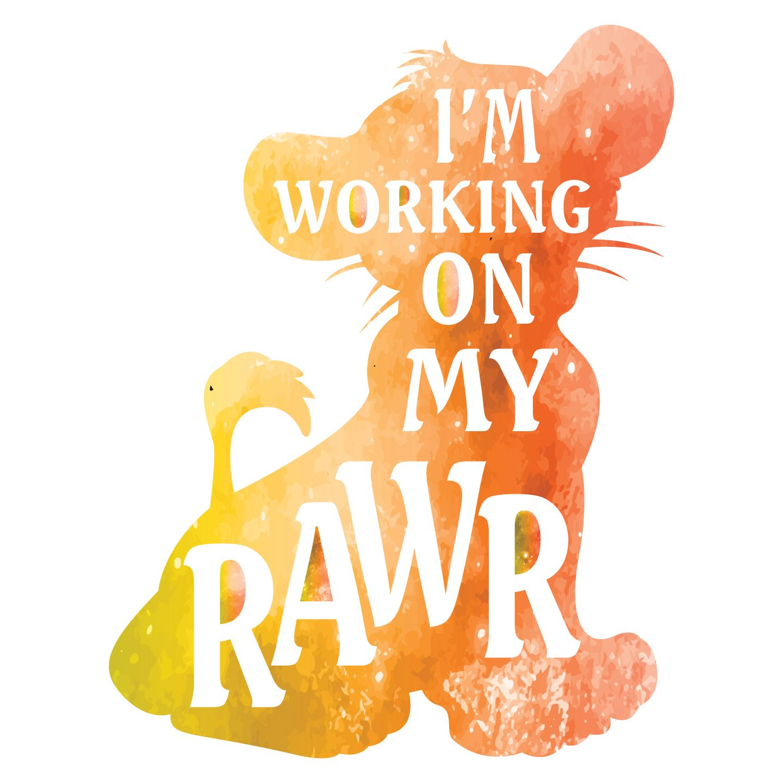 The Lion King Music Art Disney World Animal Kingdom Timon And ...