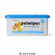 Petkin Pet Wipes 100ct