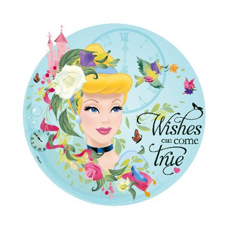 Princess Cinderella Edible Cupcake Toppers Decoration By DecoPac