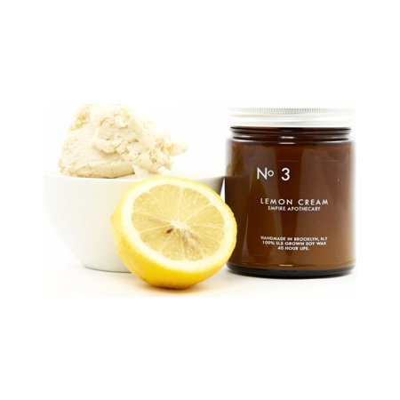 Empire Candle (Empire Apothecary No. 3 Candle | Lemon Cream )