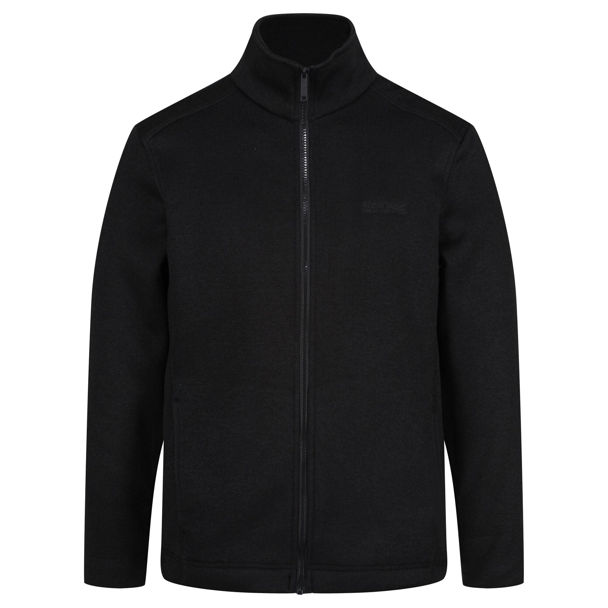 Regatta Men/'s Branton Full Zip Fleece Dark Denim RRP £50