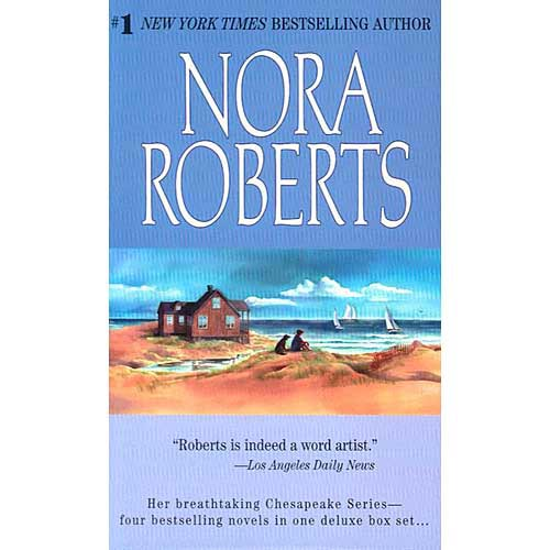 Nora Roberts: The Lives and Loves of Four Brothers on the Windswept Shores of the Chesapeake Bay...