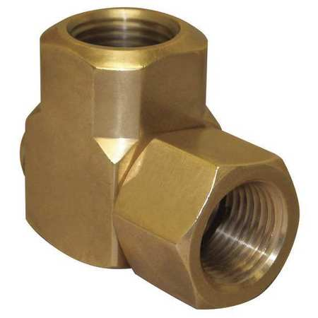 "Zinc Plated Steel 1"" NPT Inlet Swivel, Coxreels, 15257-1"