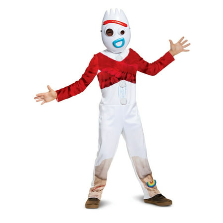 Halloween Story For Kids (Boy's Forky Classic Halloween Costume - Toy Story)