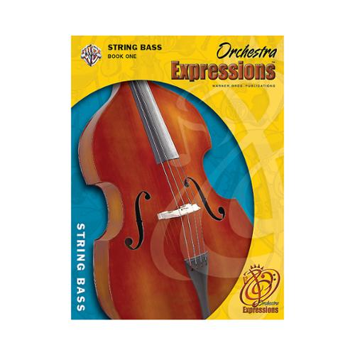 Alfred 00-EMCO1005CD Orchestra Expressionso- Book One- Student Edition - Music Book