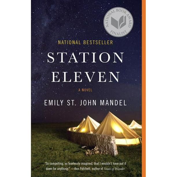 Station Eleven (Paperback) - Walmart.com - Walmart.com