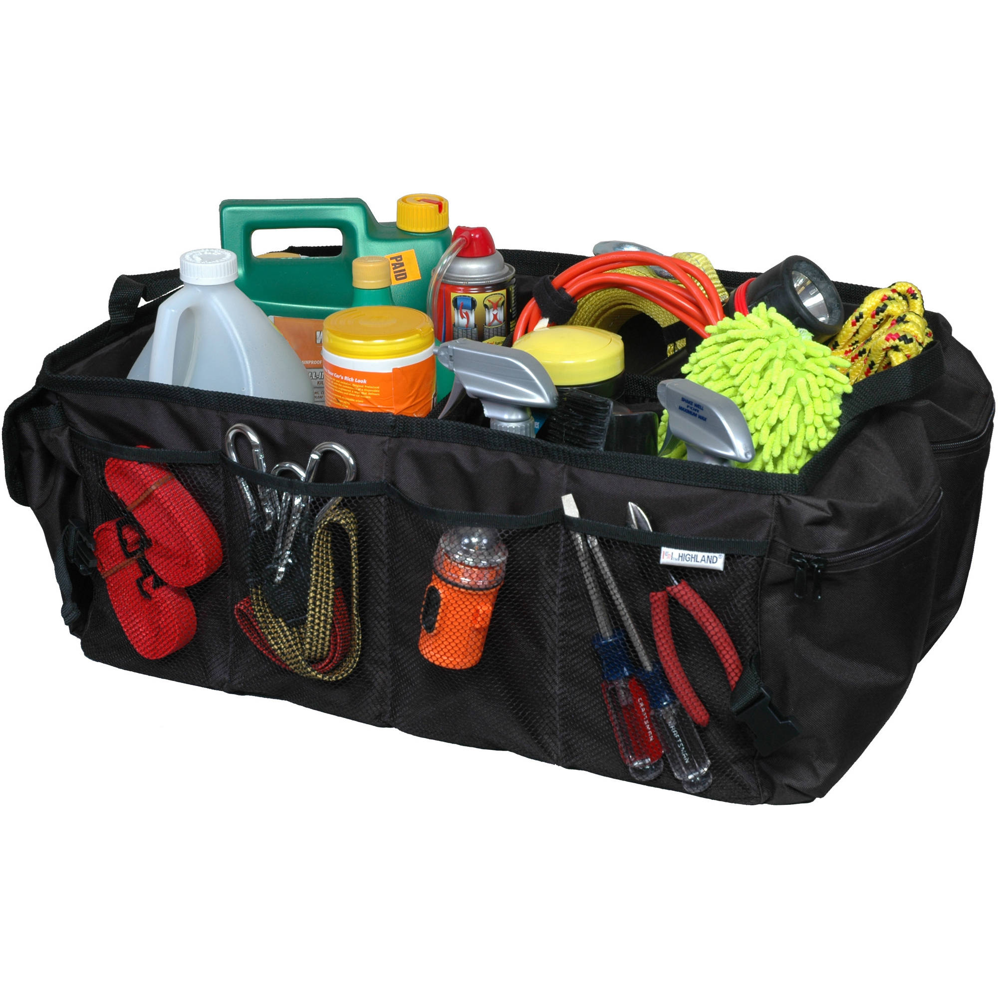 Highland Space Master Soft Sided Vehicle Organizer