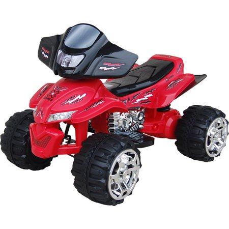 x games atv 12 volt battery powered ride on. Black Bedroom Furniture Sets. Home Design Ideas