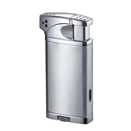 - Visol  Coppia All-in-One Cigar, Cigarette, and Pipe Lighter - Chrome - Ships Degassed