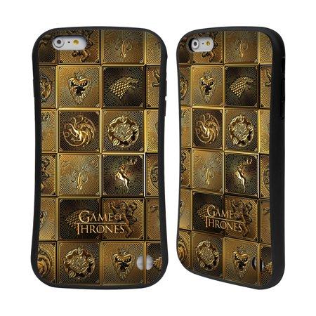 OFFICIAL HBO GAME OF THRONES GOLDEN SIGILS HYBRID CASE FOR APPLE IPHONES - Stannis Baratheon Costume