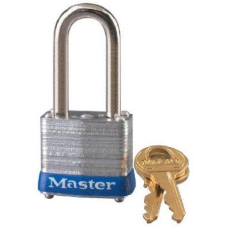 MASTER LOCK CO 1-1/8 Inch Keyed-Alike Laminated Padlock
